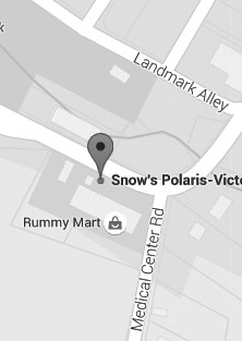 Snow's Polaris | Located near Pittsburgh PA,Butler area